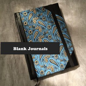 Blank Journal Product Line Photo