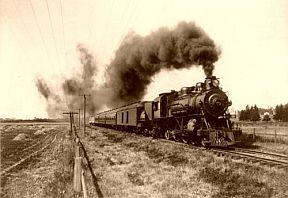 Farmer Railroad Image
