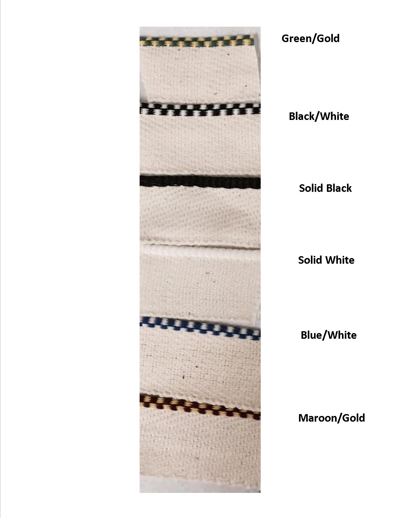 Head Band Color Selection