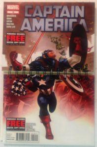 Captain America Wiro 2 Open
