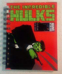 The Hulk Wiro Front