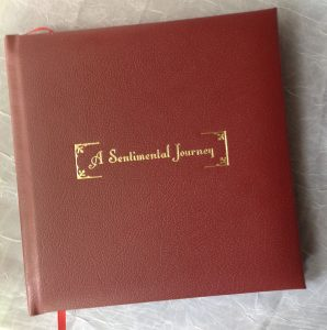 Padded Bonded Leather Case Bound Memoirs